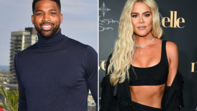 Photo of Khloe Kardashian and Tristan Thompson Are Back Together?