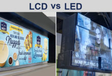 Photo of LCD vs LED Video Walls