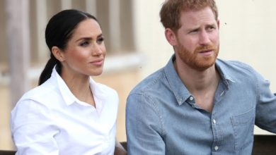 Photo of Meghan Markle and Prince Harry Are Delivering Food for Those in Need