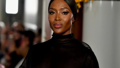 Photo of Naomi Campbell Admits That She Eats Only Once a Day to Stay Skinny