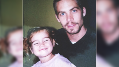 Photo of Paul Walker's Daughter Shares a Throwback Video of Her Late Father
