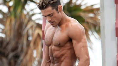 Photo of Zac Efron's Baywatch Body Is Not Coming Back